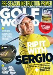 Golf World issue Golf World