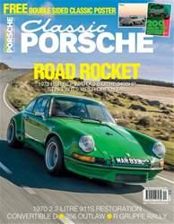 Classic Porsche issue Classic Porsche