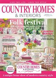 Country Homes & Interiors issue June 2017