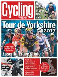 Cycling Weekly issue 27th April 2017