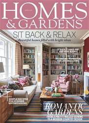 Homes & Gardens issue June 2017