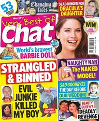 Chat Specials issue Chat Specials