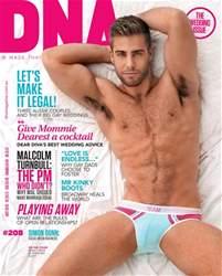 DNA Magazine issue #208 - Wedding Issue