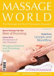 Massage World issue Massage World 96