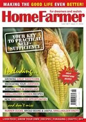 Home Farmer Magazine issue Home Farmer Magazine