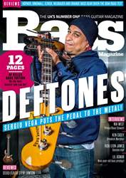 Bass Guitar issue May 2017
