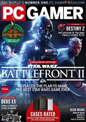 PC Gamer (UK Edition) issue June 2017