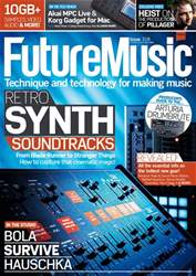 Future Music issue June 2017