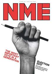 NME issue 28th April 2017
