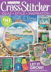 CrossStitcher issue June 2017