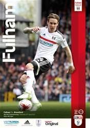 Fulham FC issue Fulham V Brentford 2016-17