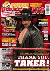 Power-Wrestling issue Mai 2017