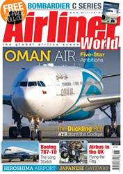 Airliner World issue  June 2017