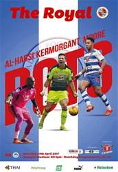 Reading FC Official Programmes issue 26 v Wigan Athletic