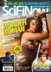 SciFiNow issue Issue 132
