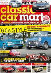 Classic Car Mart issue Vol. 23 No. 7 '60s Style