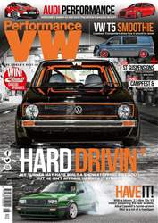 Performance VW issue June 17