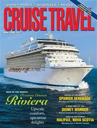Cruise Travel issue May/June 2017