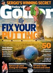 Today's Golfer issue July 2017