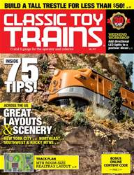 Classic Toy Trains issue July 2017