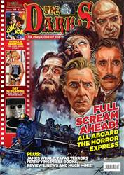 The Darkside issue Issue 183: Full Scream Ahead!