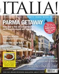 Italia! issue Italia!