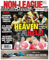 The Non-League Football Paper issue 30th April 2017