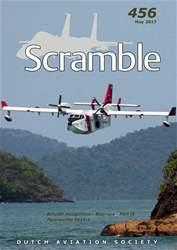 Scramble Magazine issue 456 - May 2017