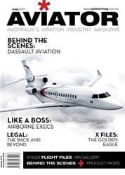 Aviator issue May 17