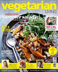 Vegetarian Living issue Jun-17