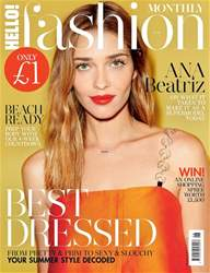 Hello! Fashion Monthly issue June 2017