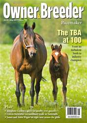 Thoroughbred Owner and Breeder issue May 2017 - Issue 153