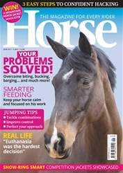 Horse issue June 2017