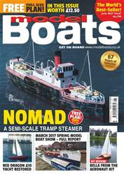 Model Boats issue June 2017