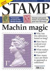 Stamp Magazine issue June 2017