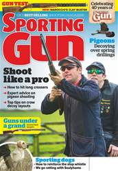 Sporting Gun issue June 2017