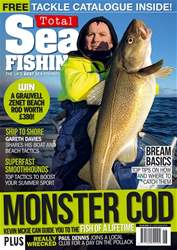 Total Sea Fishing issue June 2017