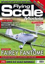 Flying Scale Models issue June 2017
