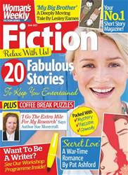 Womans Weekly Fiction Special issue June 2017