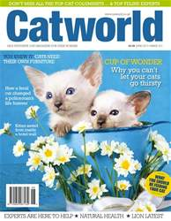 Cat World issue Issue 471