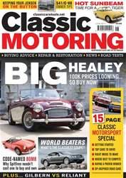 Classic Motoring issue June 2017