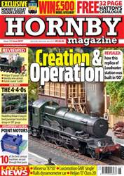 Hornby Magazine issue  June 2017