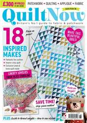 Quilt Now issue Issue 36