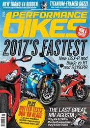 Performance Bikes issue June 2017