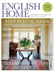 The English Home issue The English Home