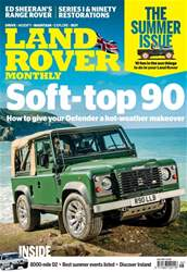 Land Rover Monthly issue June 2017