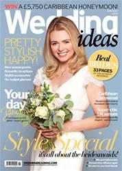 Wedding Ideas magazine issue Wedding Ideas magazine