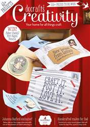 docrafts® Creativity issue May 2017