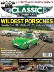 Classic & Sports Car issue June 2017