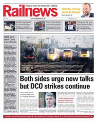 Railnews issue Railnews